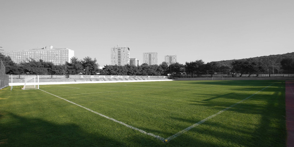 Trening igralište HNK Hajduk