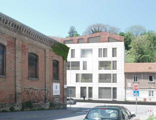 Apartment building Medvedgradska