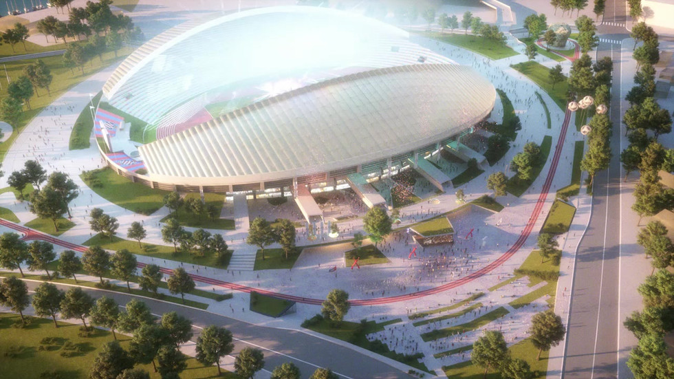 Revitalizacija sportskog kompleksa Poljud