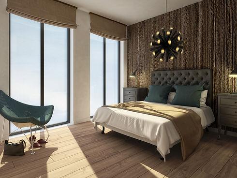 interieur duplex slaapkamer 2015.11.01 .