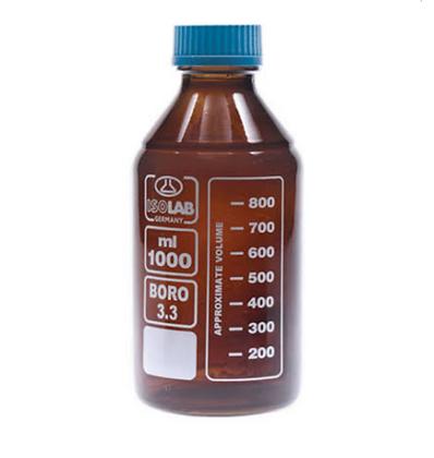 Botella ambar (frasco)