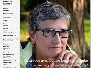 Louise Lemieux Bérubé