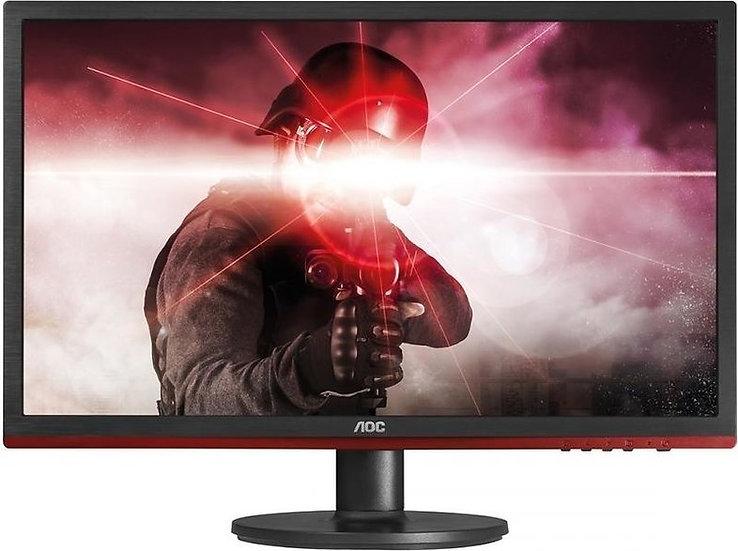 """AOC 24"""" LED FreeSync Flimmerfri"""