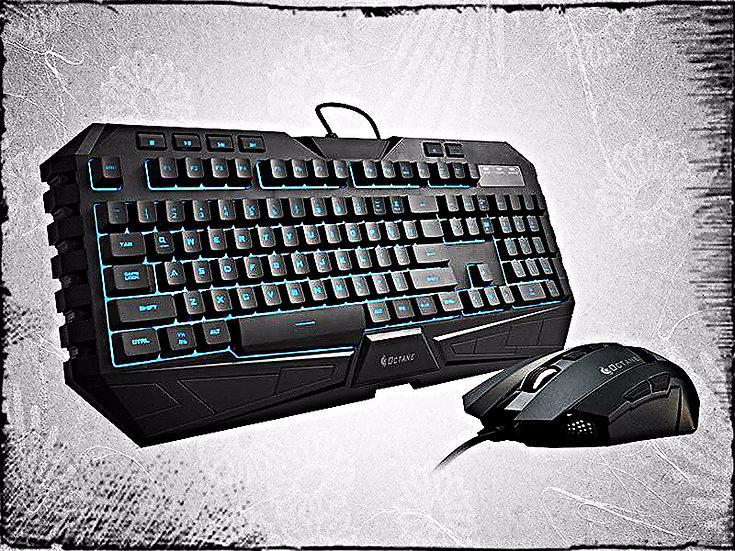 Tnagentbord & Mus - Gaming Gear