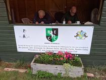The Philanderers v Flycatchers, Sunday 20th June at Exning Park