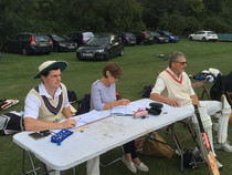 Grantchester v The Philanderers, Wednesday 7th August at Grantchester