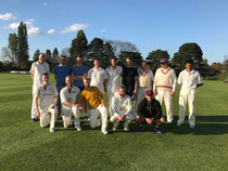 The Philanderers v Buccaneers, Sunday 12th May at Fitzwilliam