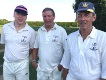 The Philanderers v. St Giles, Wednesday 4th July, at Queens'