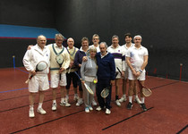 Real Tennis Tournament, Sunday 28th October at Newmarket Real Tennis Club