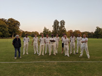 The Philanderers v Flycatchers, Sunday 20th September at Exning Park
