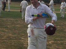 The Philanderers v The Free Foresters, Sunday 22nd July, at Fitzwilliam