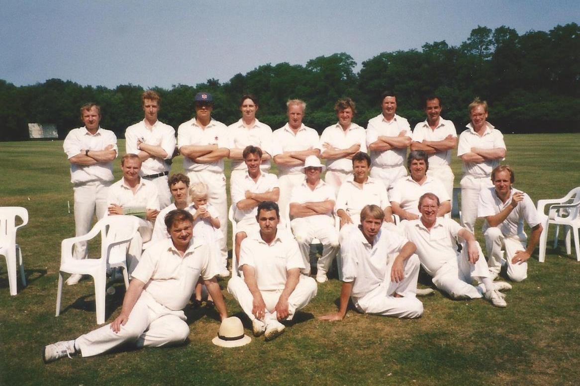 1995 Holland Tour