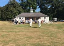 Holkham v The Philanderers, Sunday 5th August at Holkham Hall