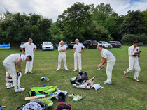 Grantchester v The Philanderers, Wednesday 29th July at Grantchester
