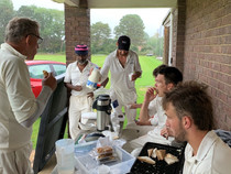 The Philanderers v Motley Crew, Sunday 16th August at Fitzwilliam
