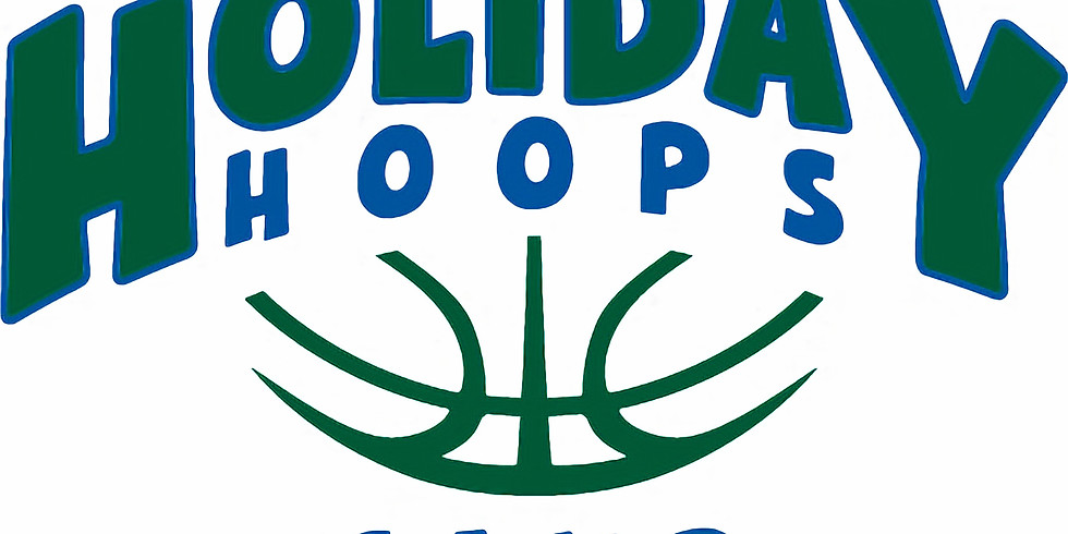 Holiday Hoops Camp - Session I