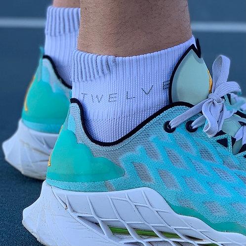 TWELVE Socks (3 pairs)