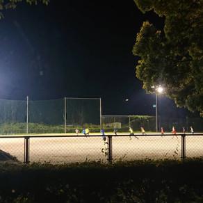 7/22(水)練習
