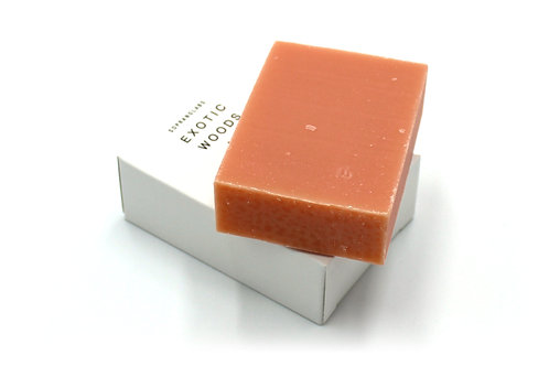 Soprano Labs Exotic Woods Soap