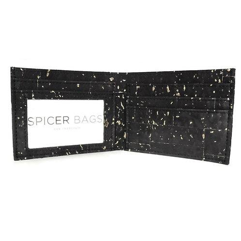 Cork Bi-Fold Wallet