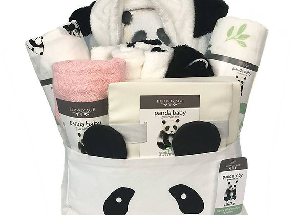 Panda Baby Gift Essentials