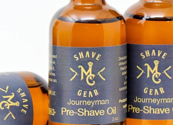 MC Shave Gear Pre-Shave Oil