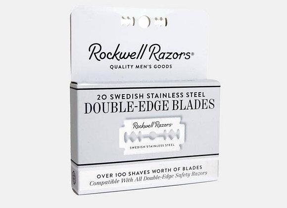 Rockwell Double-Edge Razor Blades