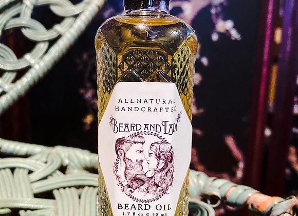 Beard and Lady Beard Oil