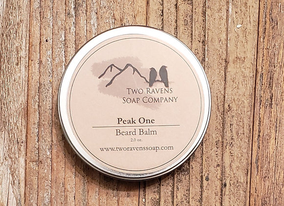 Two Ravens Soap Company Beard Balm