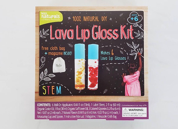 Lava Lip Gloss Kit