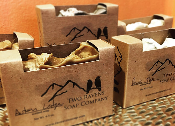 Two Ravens Soap Company Bar Soap