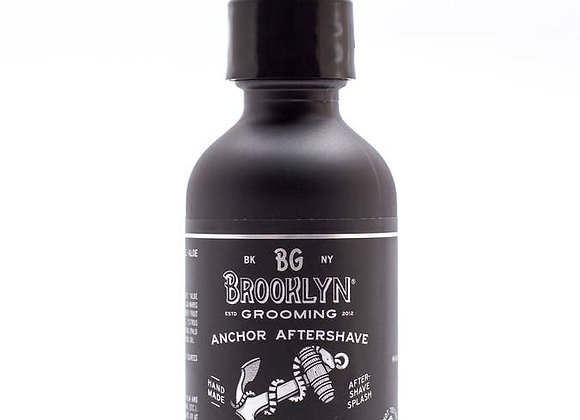 Brooklyn Grooming Anchor Aftershave