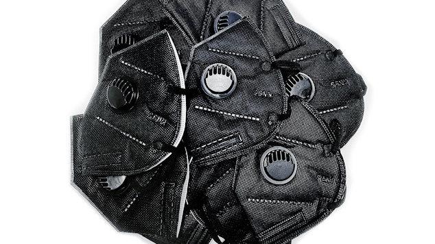 Black KN95 (Black'95)