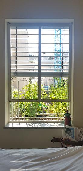 הצללה לחלון