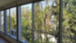 חלונות אלומיניום
