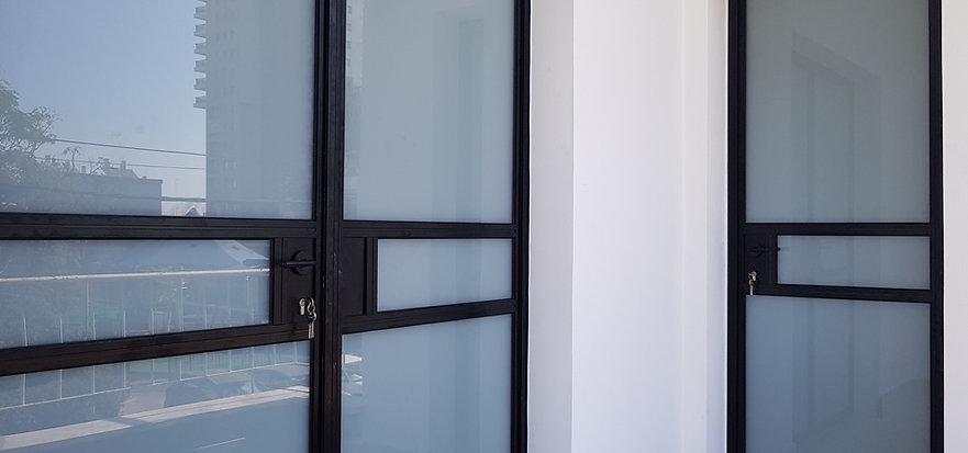 דלת בלגית