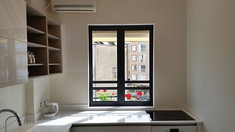 חלונות אלומיניום למטבח