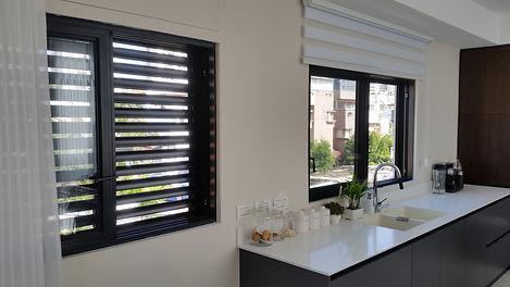 חלונות בלגיים למטבח