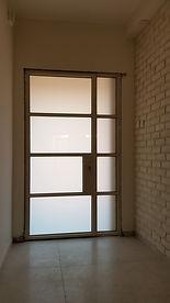דלת אלומיניום בלגי
