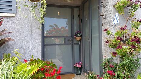דלת אלומיניום בלגית