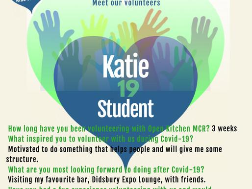 Meet the volunteers