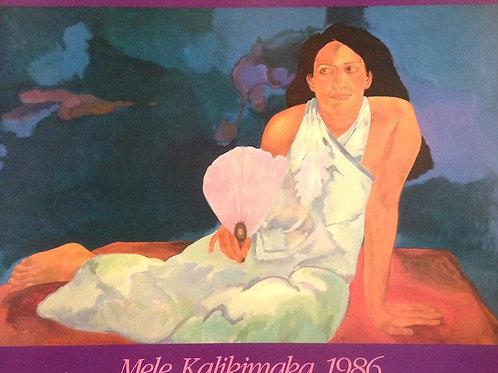 Mele Kalikimaka 1986