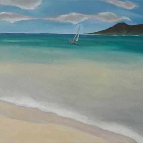 Summer Sail, Kailua