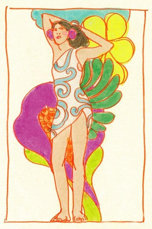 Summer '79 - Floral