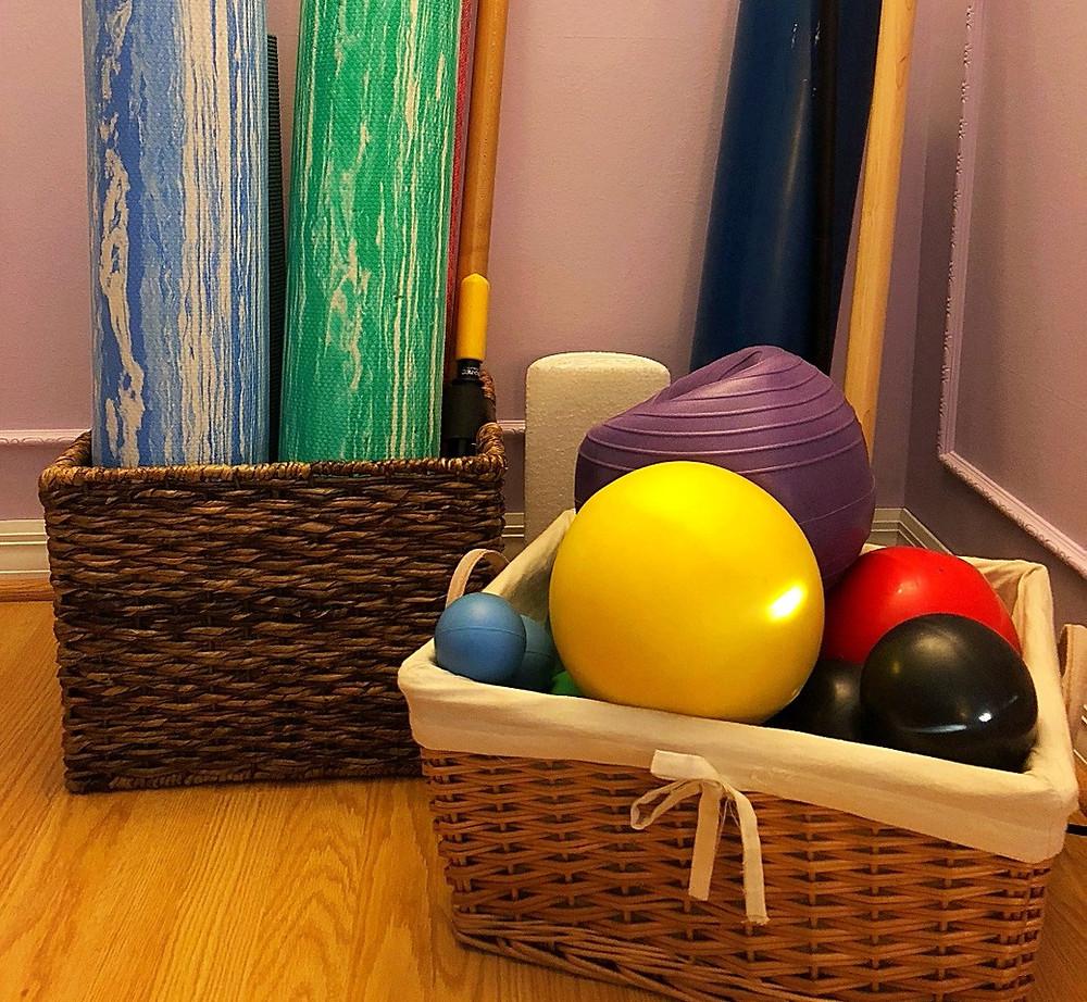 Tammy Tepper Pilates supplies