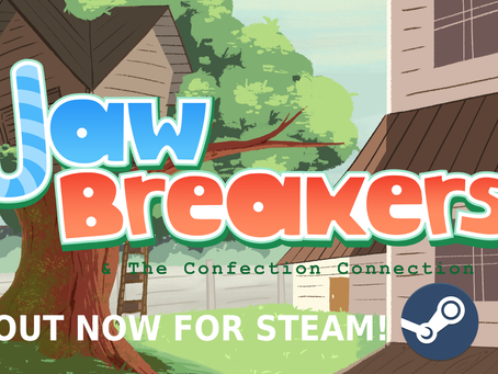 Jaw Breakers Out Now on Steam!