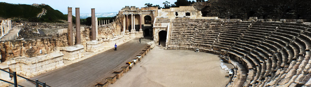 Beit Shean Amphitheatre