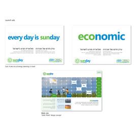 Sunday - Launch