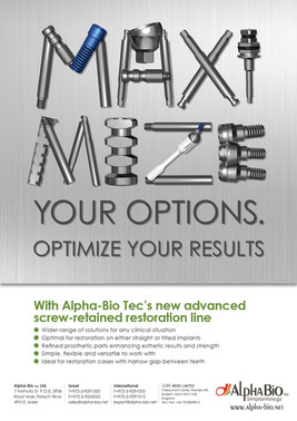 Alpha-BioTech - Dental Implants