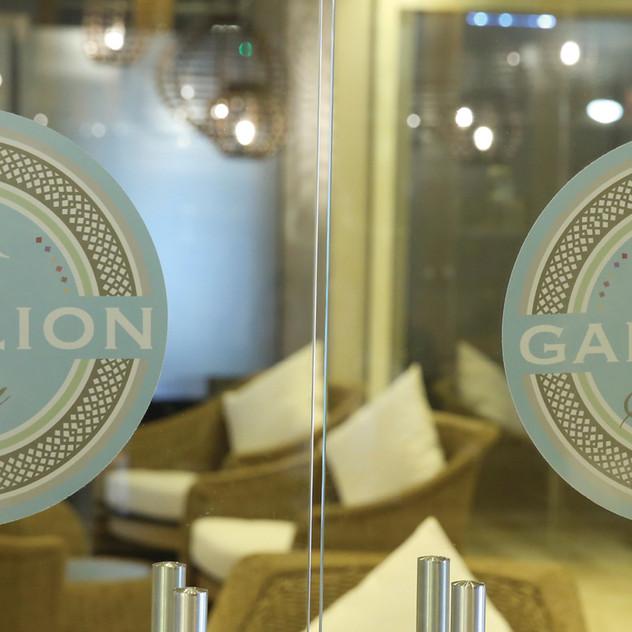 Galilion - Signage